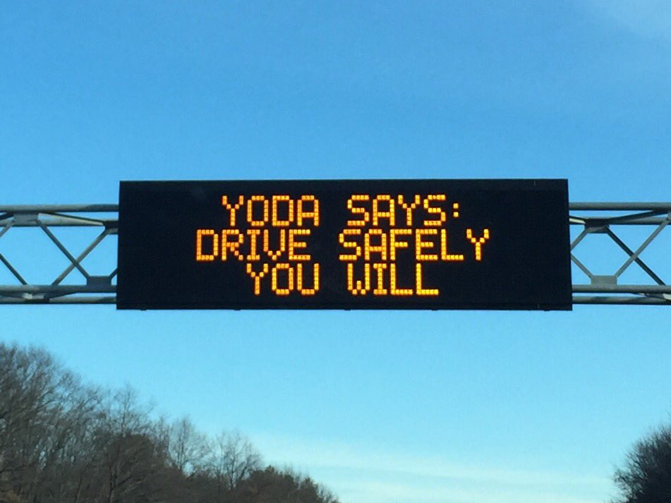 The @MassStatePolice is having fun with its signs this season. @universalhub https://t.co/rbCyrRpGwT