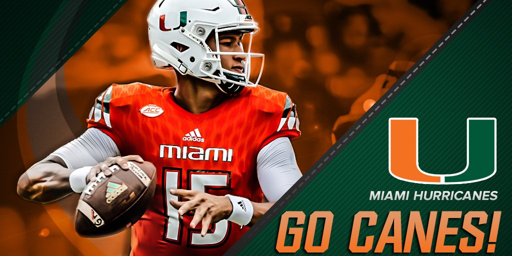 Retweet if you think the @MiamiHurricanes will triumph over the Cougars in the #SunBowl. https://t.co/wEkj9us7mS