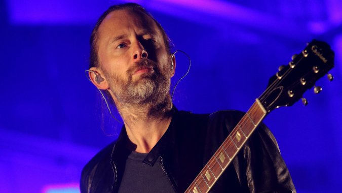Radiohead Releases Unused James Bond Theme Song on Christmas — Listen: