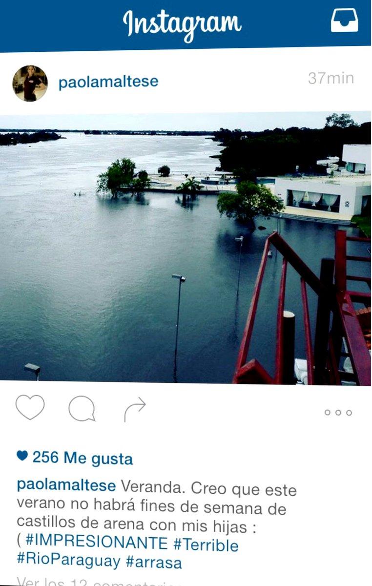 ¿Qué será de nuestras hijas en este verano sin los castillos de arena de Veranda y con el río Paraguay que arrasa? https://t.co/pSuMcQj1kP