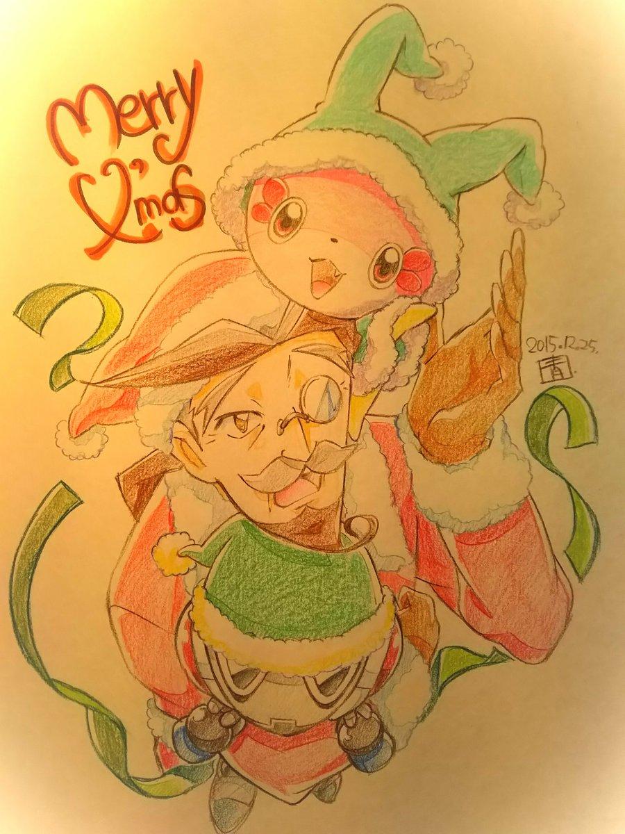 ブレビのオドリートリオからメリークリスマス☆大遅刻の3枚目(╥ω╥`)今日のブレイブビーツはブレイキンとアドリーヌが大活