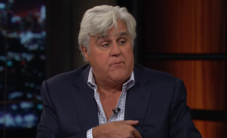 """""""In all my USO troop shows, I've seen many with Lopez on their uniform. I never saw one that said Trump"""" @jayleno https://t.co/G2BruprSBc"""