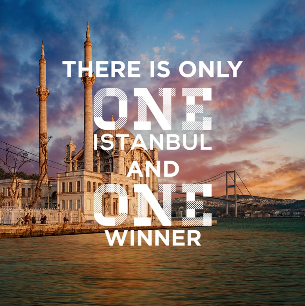RT @oneistanbul: For those who agree that Istanbul is the Destination of the Year, here is the link to vote: https:…