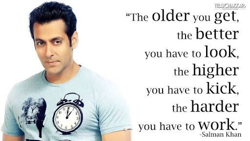 He is a man with a golden heart irrespective of all the charges against him ..Happy 50th Birthday Salman khan!