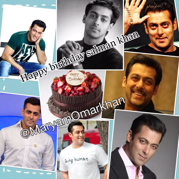 happy birthday  salman khan I am your biggest fan from
