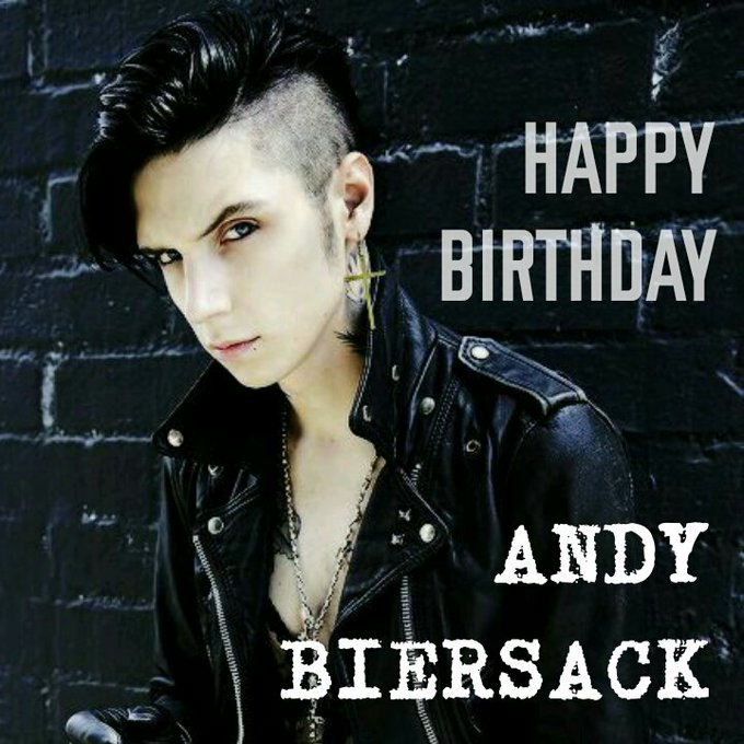 andy biersacks birthday celebration happybdayto