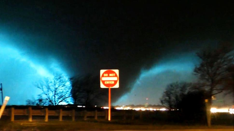 At least seven are dead as tornadoes tear through northeast Texas during holiday weekend. https://t.co/hB8bYMUxhw https://t.co/efMZMdVgTZ