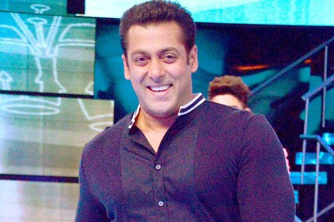 Happy birthday Salman Khan  Keep on smiling like this