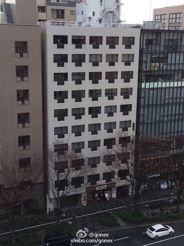 这幢楼大概就是智能世界的接口 https://t.co/RcZJ6S8WGl