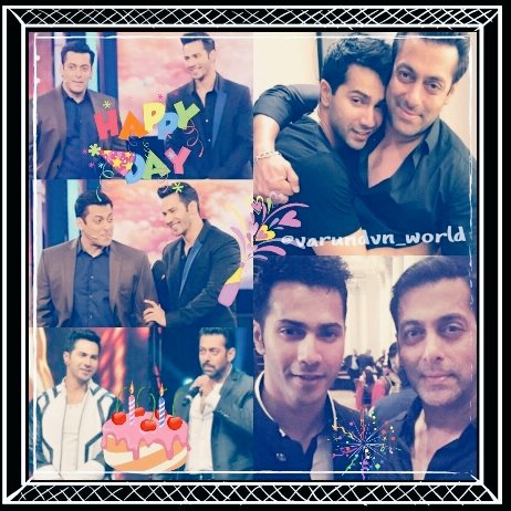 Happy Birthday To Dabbang Khan  Mr. Salman Khan  May God Bless you  This Birthday Fulfilled Your All Wishes