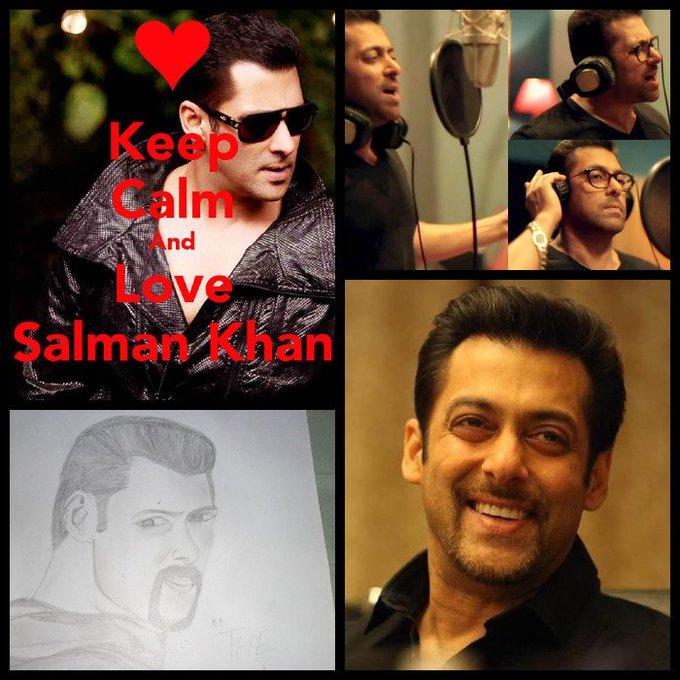 Khano me Khan Salman Khan Happy bday bhaijaan stay blessed and be Healthy Insh-a-allah aapki saari khwaishey Puri ho