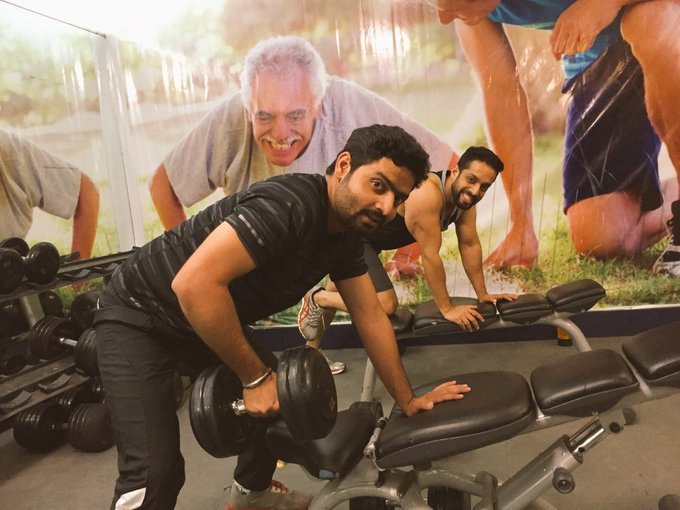 Training with ke bhai  Birthday Salman Khan