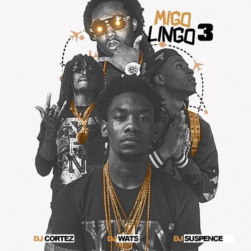 Migo Lingo 3 (Hosted By @TheRealDJCortez x @DJSuspence x @djwats01 ) ::: Coming Soon #DabbinFever https://t.co/n1dx4nJUzN
