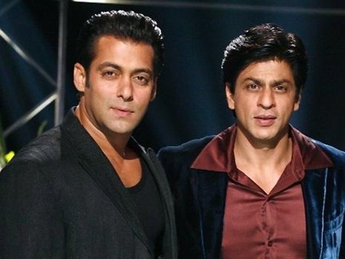 Wishing HAPPY BIRTHDAY to our favorite BHAI Salman Khan  Our Khans make 50 look FABULOUS!