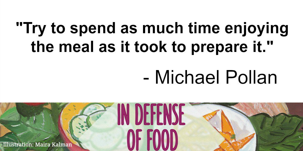 """When it comes to food, we do have power"" @michaelpollan #InDefenseofFoodPBS Wed 9p @KQED https://t.co/i8ftTnq7XY https://t.co/uxxm5VQ0e6"