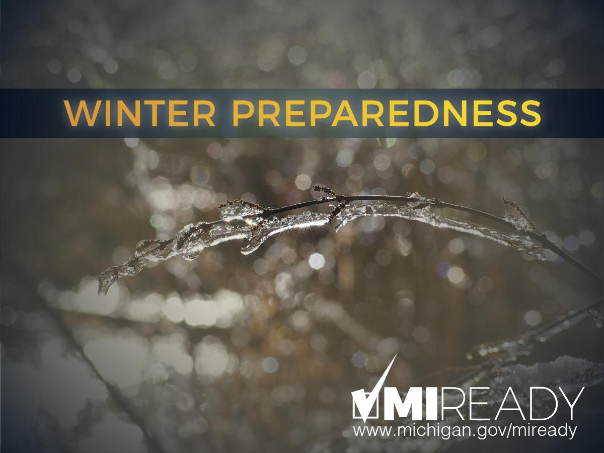 NEWS ALERT: State Police: Prepare For Hazardous Winter Storm https://t.co/yhG6uUuEg7 https://t.co/Q8lUVXDSg9