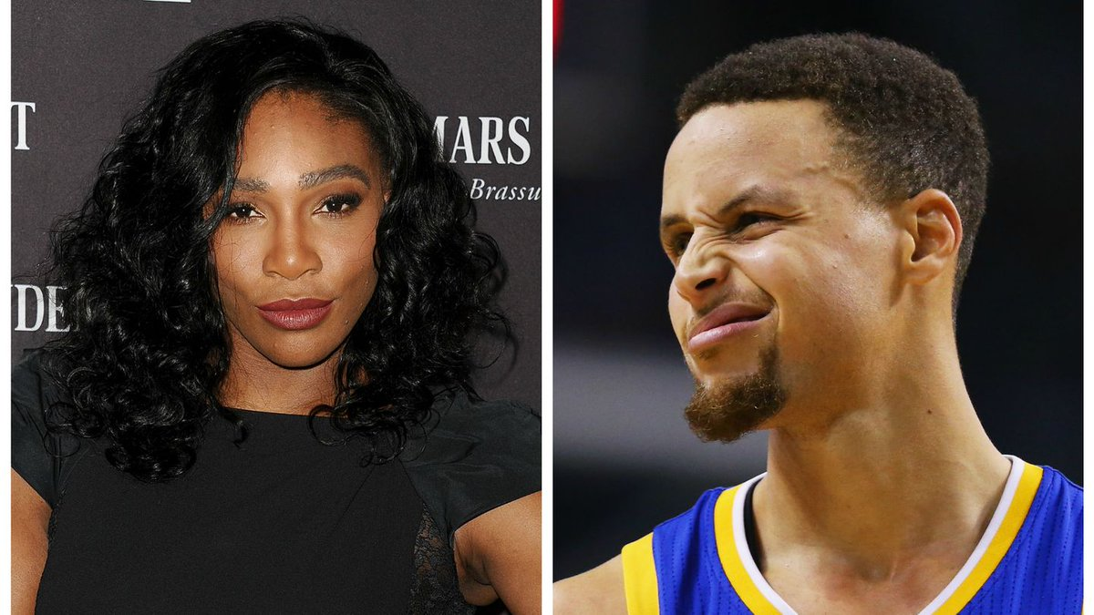 Serena Williams And Steph Curry Continue To Be The Biggest Winners Of 2015
