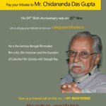 RT @indiaonlineiol: @konkonas Pay your #Tributes to Mr. #ChidanandaDasGupta on https://t.co/vPji6CcUgS Give a missed call:+91-9643105042 ht…
