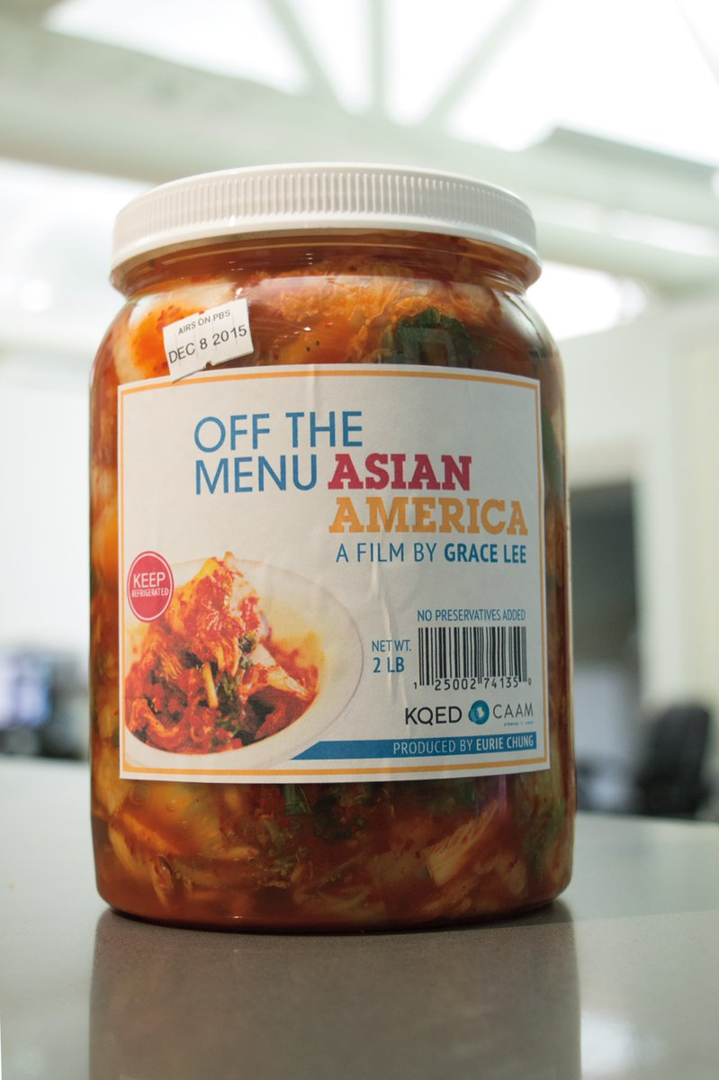 Last day to stream #OfftheMenuAsianAmerica on @PBS @PBSFood @anothergracelee @edstown https://t.co/Jxu9RwlRk0 https://t.co/vF5npageZP