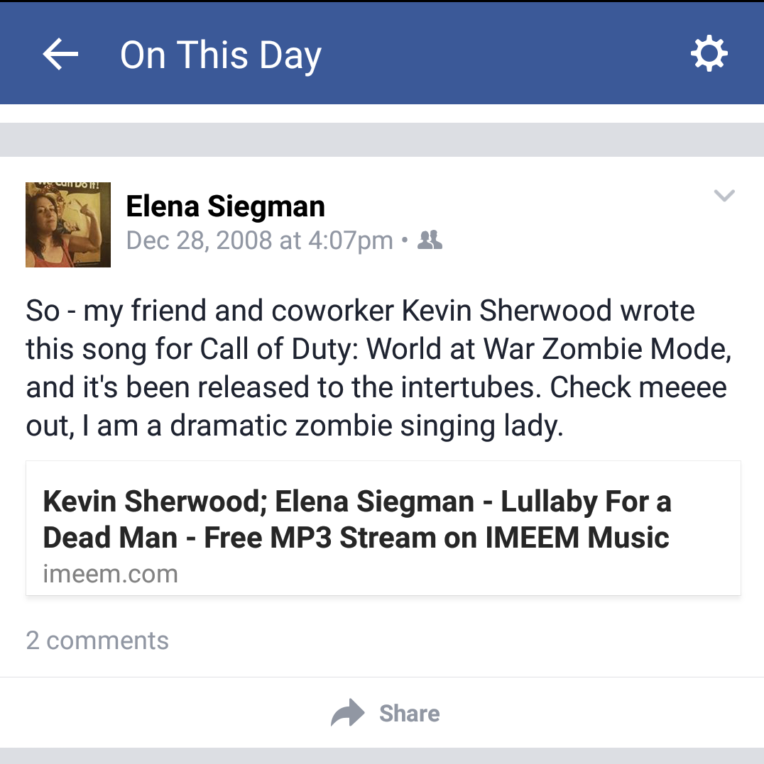 Exactly 7 years ago. We had no idea what was going to happen next! :) @KSherwoodOPS @BrianTuey https://t.co/bWmBmIQESK
