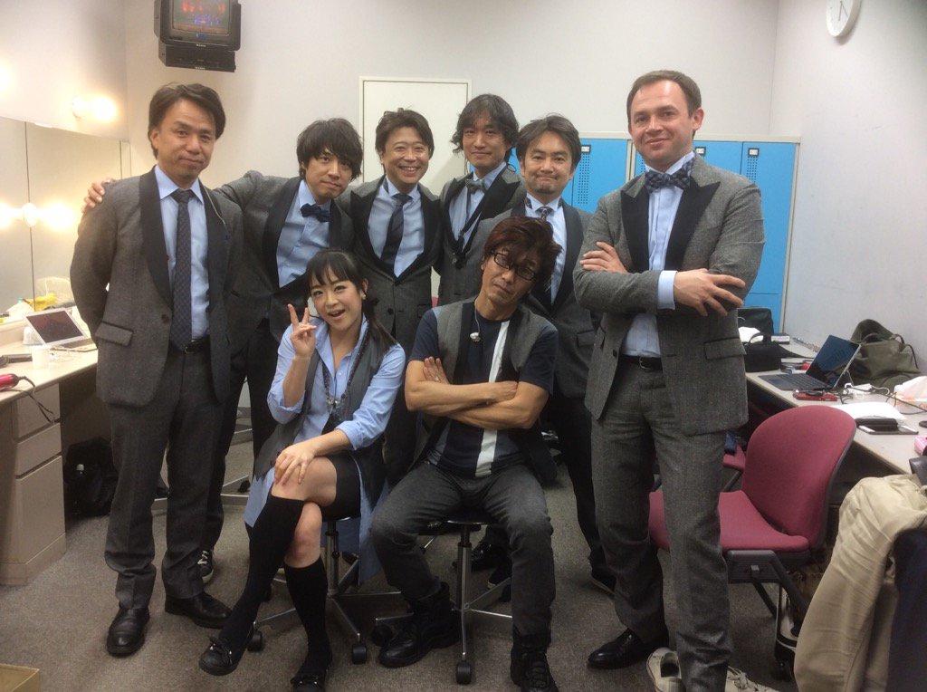 葉加瀬さんツアー全日程無事終了!素晴らしい仲間に感謝! https://t.co/hclstl00AH