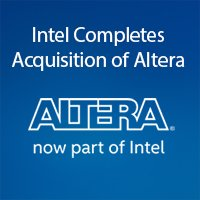 NEWS: Intel has successfully acquired Altera https://t.co/JCuzNw7PsQ https://t.co/KLtFyUFJBo