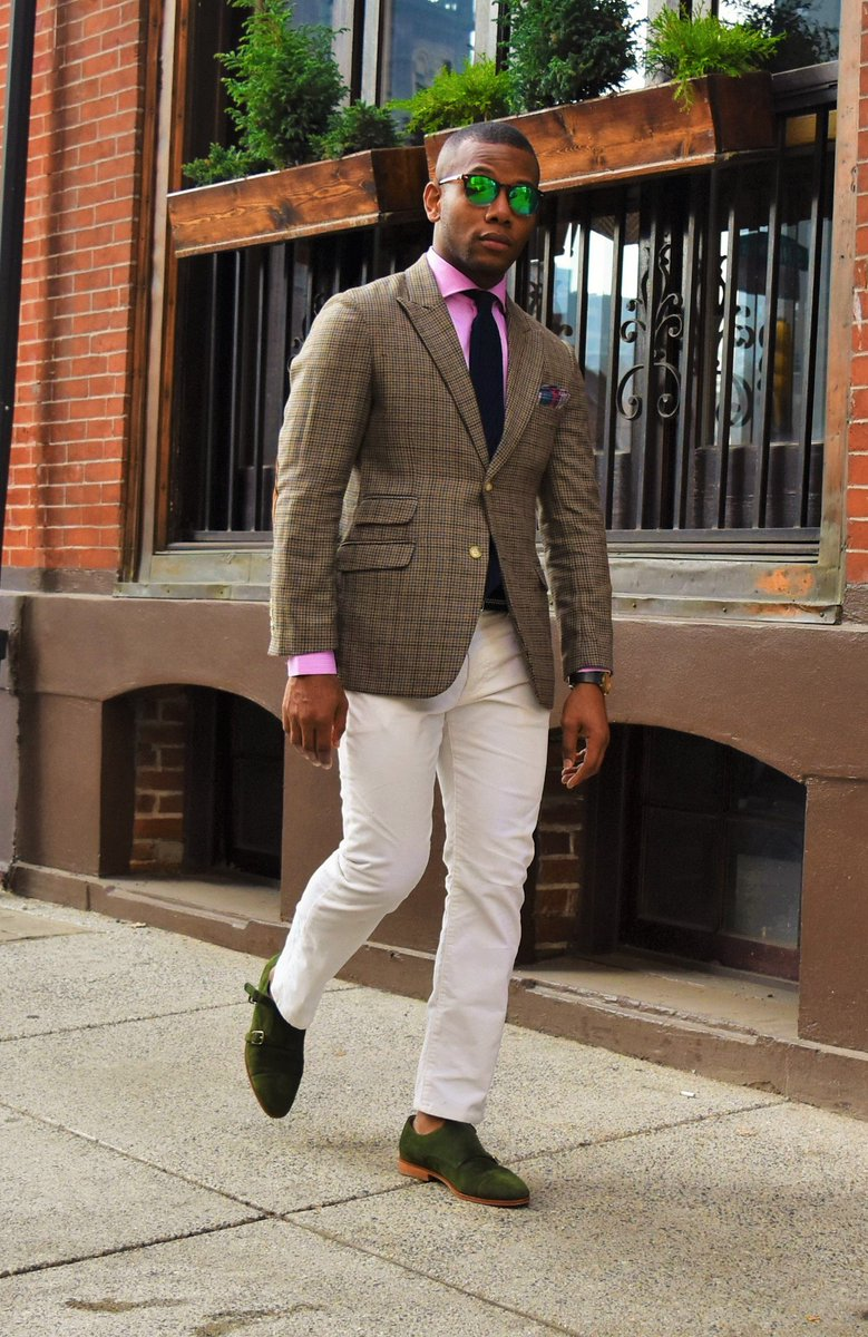 Unlined Tweed Suiting 3 Ways For The Win on https://t.co/M9W78yjrE9 ft @Tailor4Less  | #style #menswear #philly https://t.co/S5JEGCMPYS