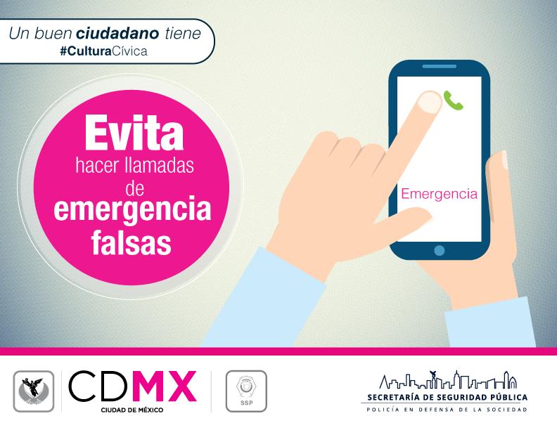 En #DíaDeLosInocentes evita jugar con los números de emergencia. No impidas la ayuda a alguien que sí la necesita https://t.co/uD2EyFAJu2