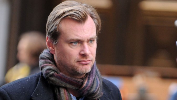 Christopher Nolan to direct WWII film Dunkirk with Tom Hardy & Kenneth Branagh