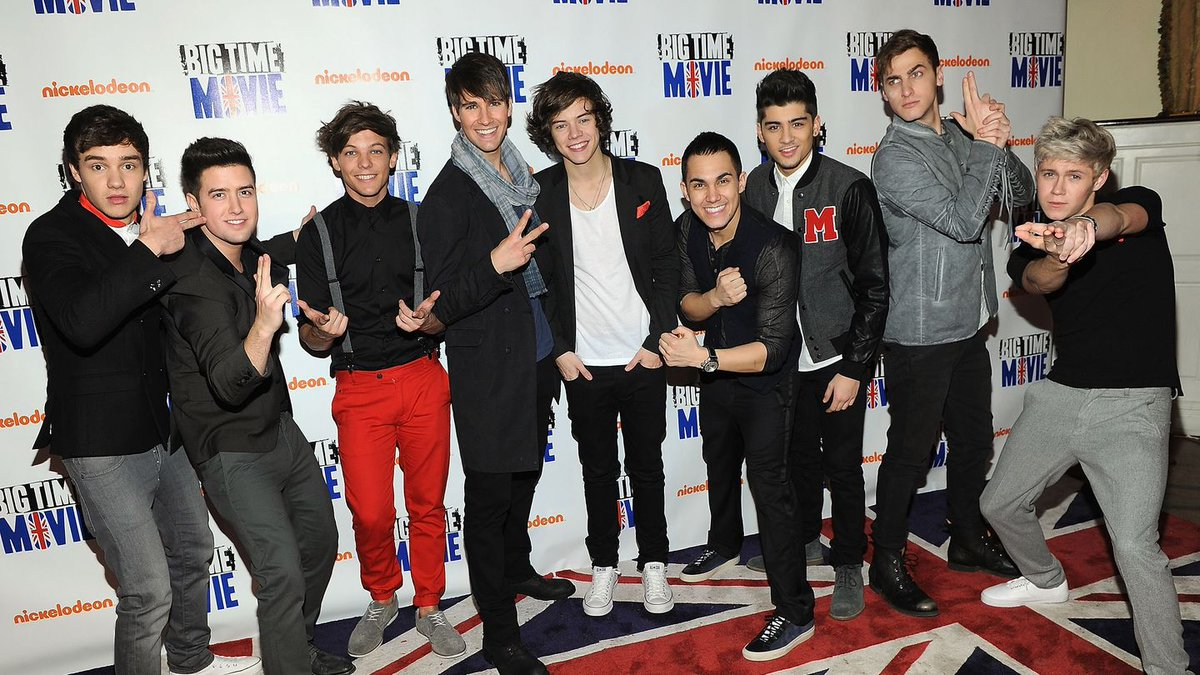 Big Time Rush's Kendall Schmidt Hints At A One Direction Collab