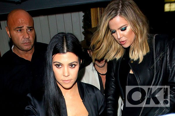 Poor Khloe Kardashian 'dumped' on Christmas Day: