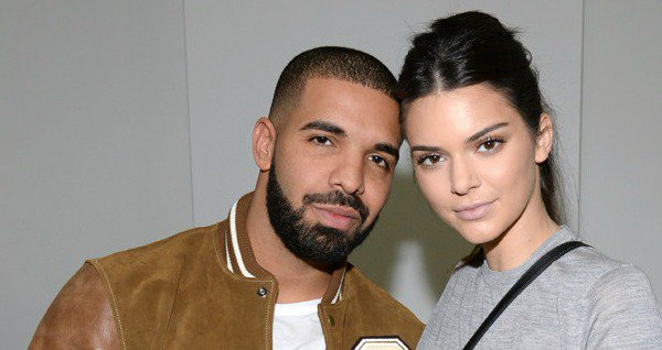 Adorable proof that Drake & Kendall Jenner got up close and personal on Christmas Eve: