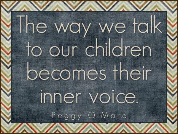 Words matter. Choose ones to help kids see the good in themselves, potential to grow & ways to improve https://t.co/iYOg6OxltN