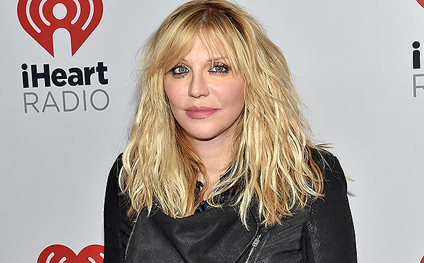 Courtney Love pens a heartfelt Christmas note to her