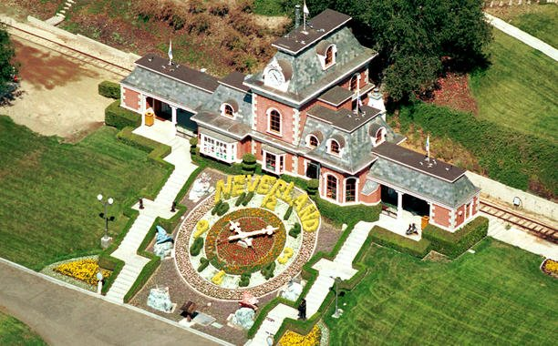 Go inside Michael Jackson's Neverland Ranch in a new video: