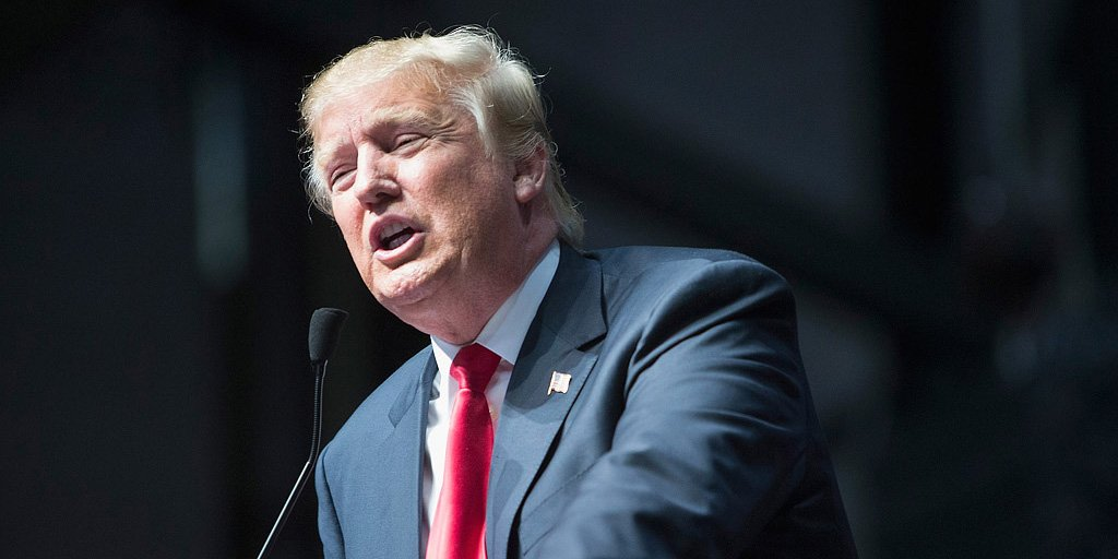 Donald Trump blasted Bill Clinton's 'penchant for sexism' in new attack on Hillary Clinton