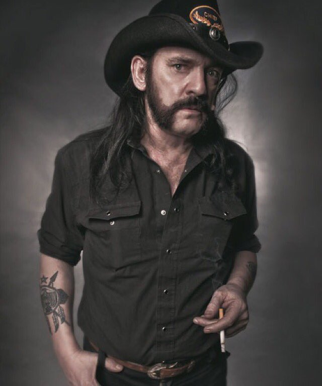 #Lemmy #motörhead https://t.co/gbrlk6tMy4