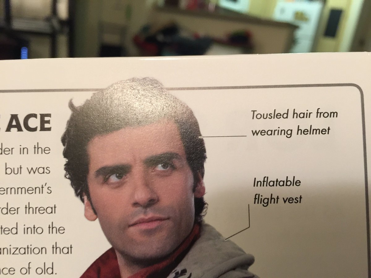 The Force Awakens Visual Dictionary has some pretty amazing facts. https://t.co/zIi9WzEpEy