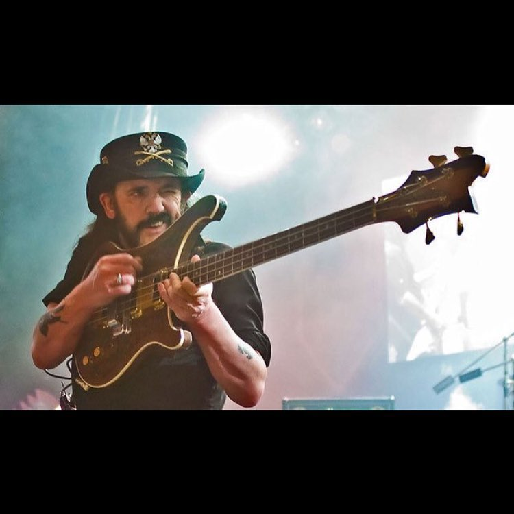 Legends never really die  #RIPLemmy https://t.co/JBwXZsZu7e