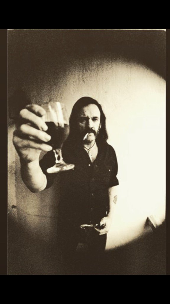 GOD BLESS LEMMY - 1945 - 2O15 tBLSt SDMF tLKt https://t.co/UNRAsIrbYP