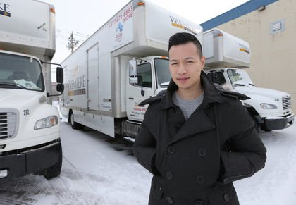 Moving companies swamped as more people pack up and leave Calgary. What they're seeing: https://t.co/jRzCcqPvWJ #yyc https://t.co/UUlYRc4YLp