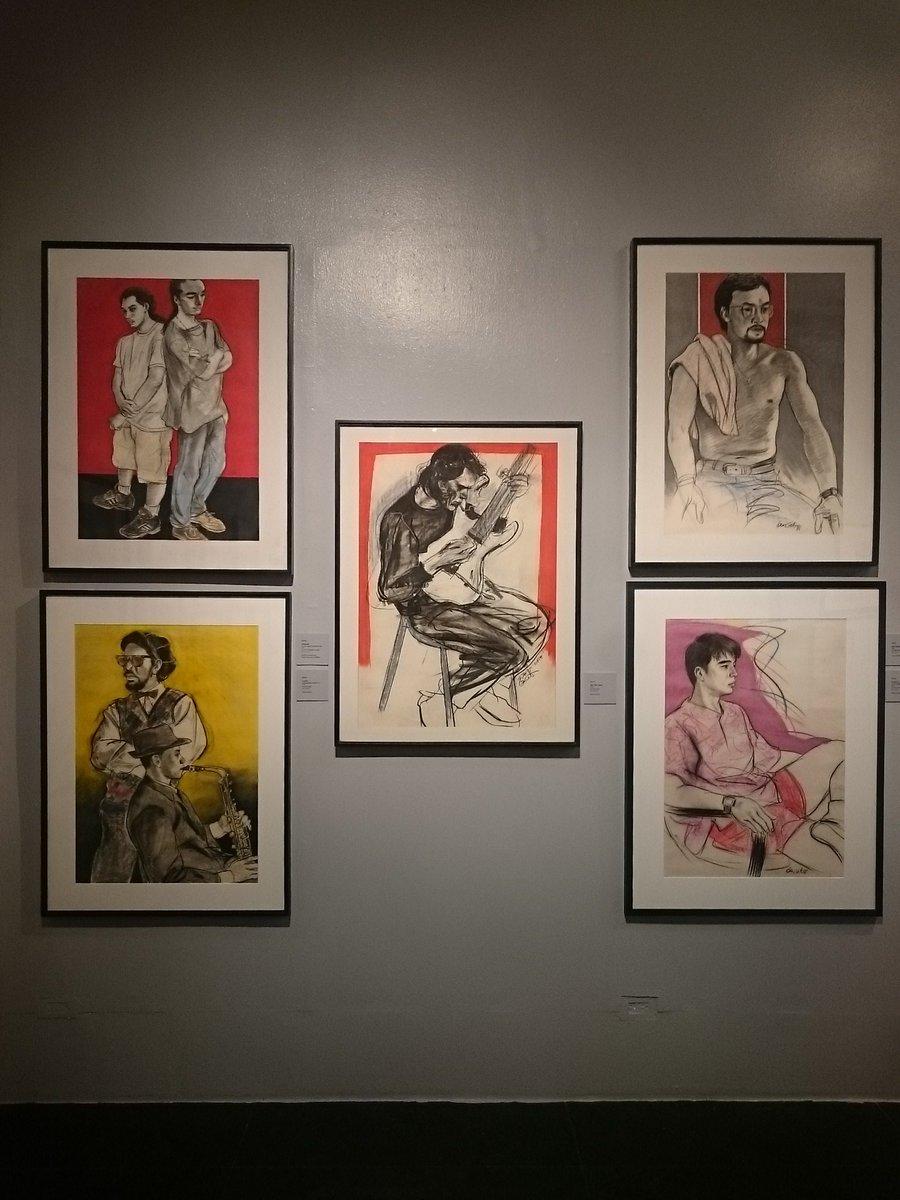 Dalhin mo si crush dito sa museum para makita ang #BenCabPortraits exhibit para kilig ang 2015 mo! #BenCabForCutie https://t.co/b5HGImqUjt