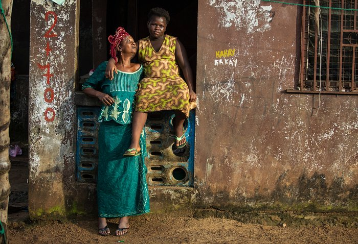 Life after Ebola – in pictures