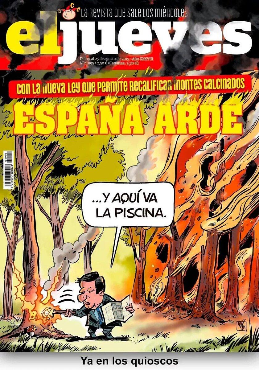 @maxpradera Maravillosa portada de @eljueves (y realista) https://t.co/Nfu2JfcKAp