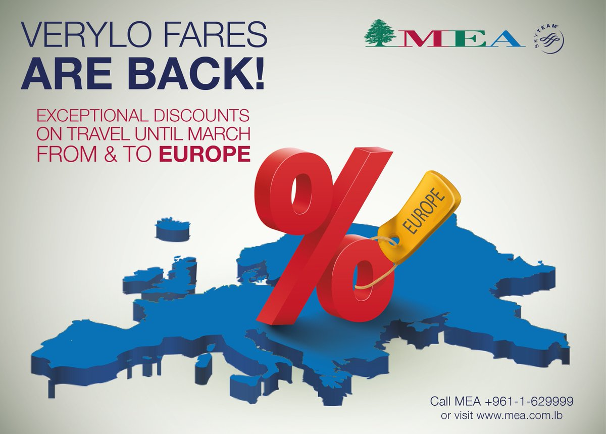 Our VeryLO Fares are back! Book now for the lowest ticket prices! For more info: