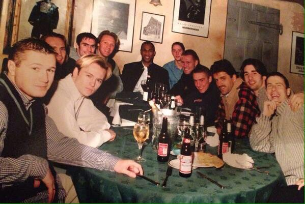 The Entertainers #nufc https://t.co/C1vQWXUxup
