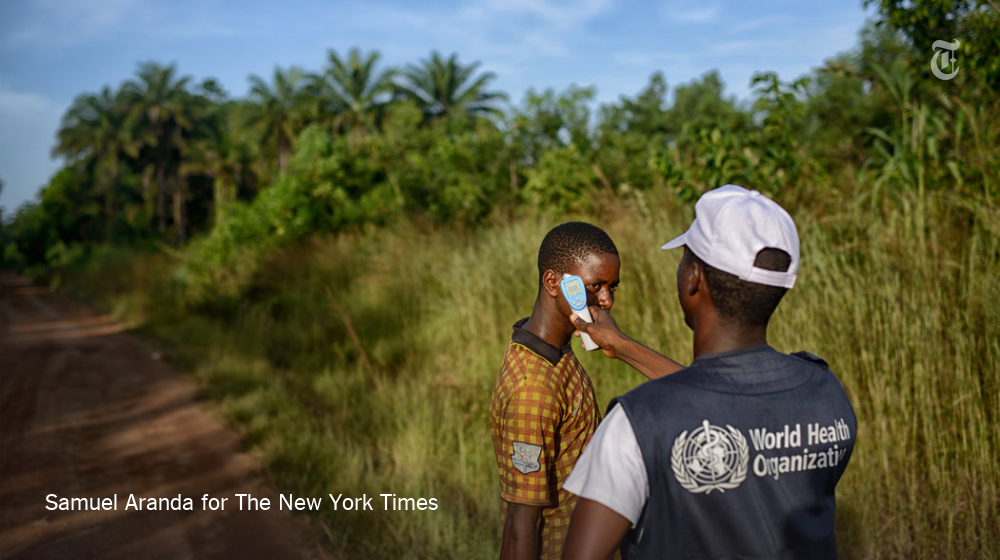 The W.H.O. says Guinea is free of Ebola transmission, but the virus could re-emerge