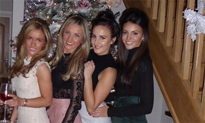 Our gorgeous blogger @MichKeegan reveals what she was up to on Christmas Day: