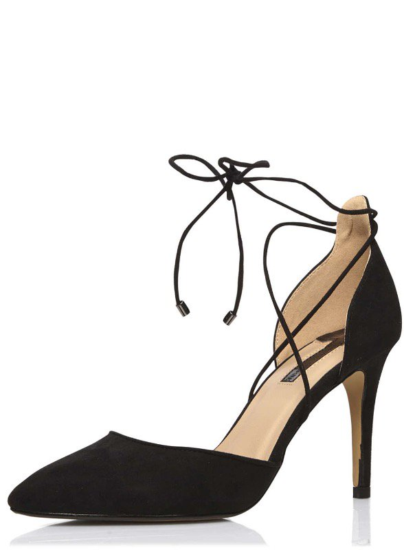 Dorothy Perkins (@Dorothy_Perkins): Want to #WIN these shoes? Just RT & we'll announce the winner tomorrow!