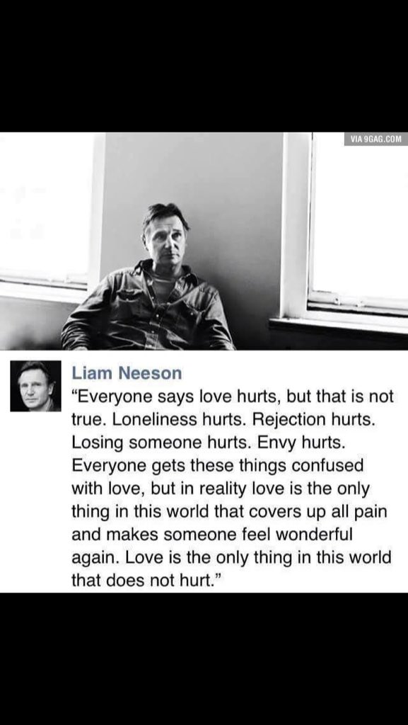 RT : You do t fuck with Liam Neeson #WiseWords ?? V0CrT9vgM1